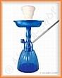 Vodní dýmka King Gooza 23 cm safírová modř