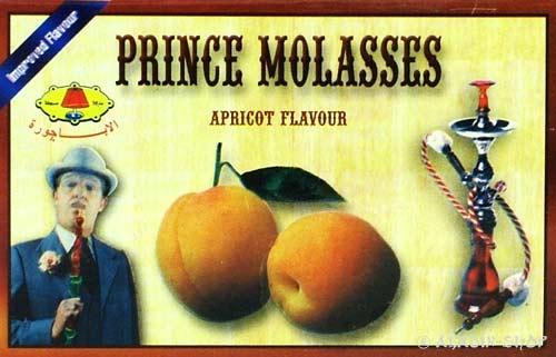 Tabák do vodní dýmky Meruňka Prince 50 g