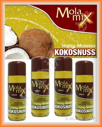 Zvlhčovadlo tabáku do vodní dýmky MolaMix Kokos