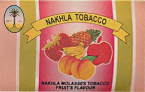Tabák do vodní dýmky Ovocná směs Nakhla 50g