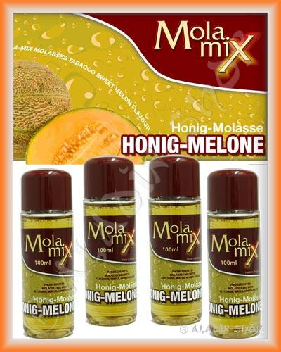 Zvlhčovadlo tabáku do vodní dýmky MolaMix Sladký meloun
