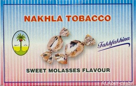 Tabák do vodní dýmky Bonbóny Nakhla 50 g