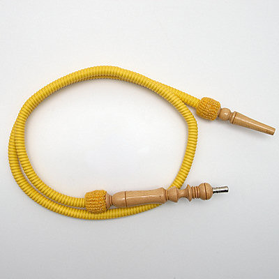 Hadice pro vodní dýmky Top Mark Ansa 170 cm žlutá