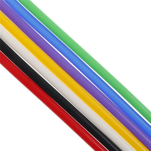 Hadice silikonová Soft Touch 16/11 150 cm bílá