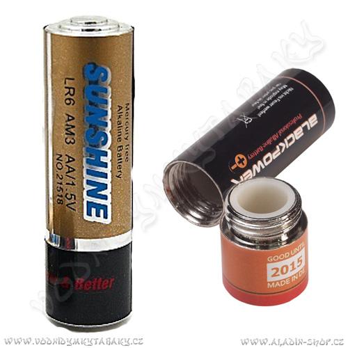 Schovávačka Baterie AA tužková Sunshine