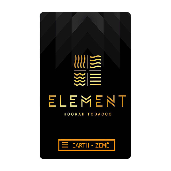 Tabák Element Earth Limongras 40 g