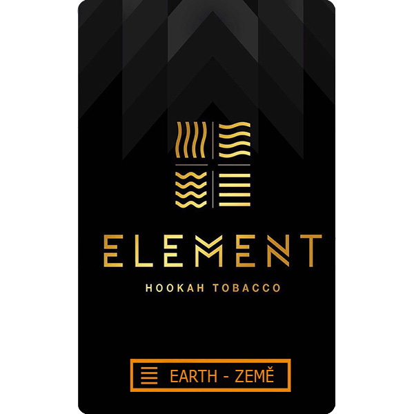 Tabák Element Earth Irish kriem 100 g