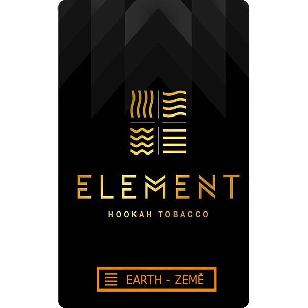 Tabák Element Earth Cuctus Fik 200 g