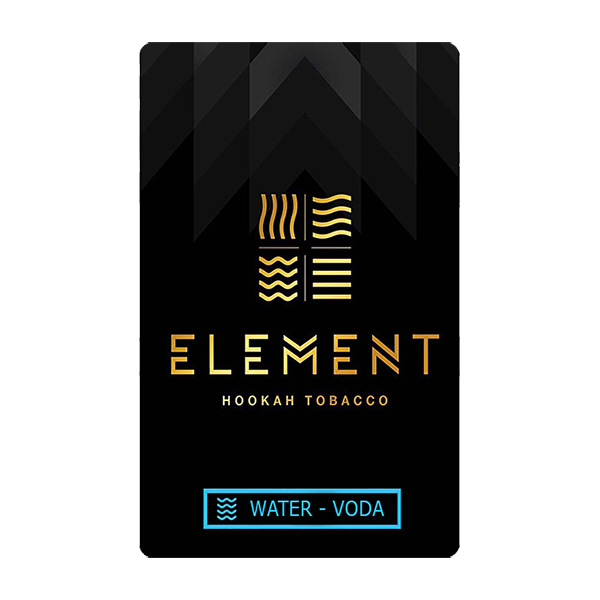 Tabák Element Water Grap Mnt 40 g