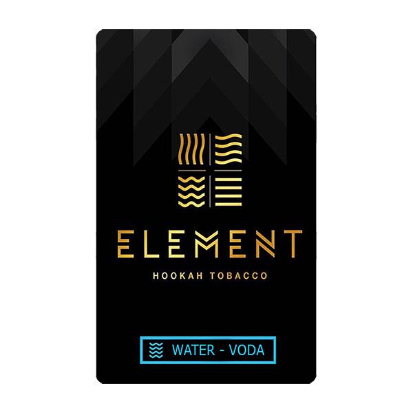 Tabák Element Water Limongras 40 g