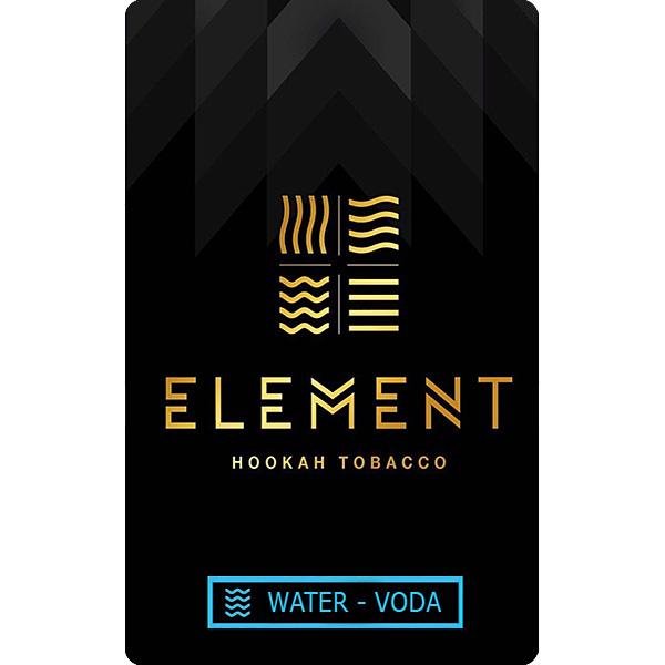 Tabák Element Water Morozz 100 g