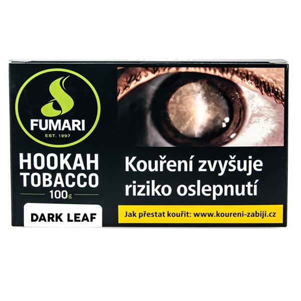Tabák Fumari Dark London Grey 100 g