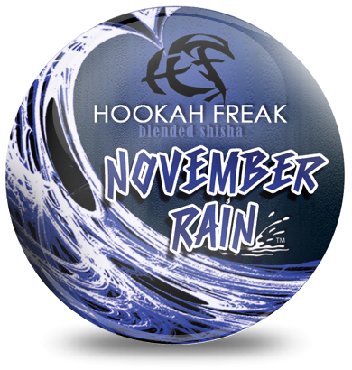 Tabák Hookah Freak November Rain 35 g