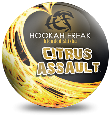 Tabák Hookah Freak Citrus Assault 35 g