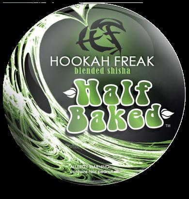 Tabák Hookah Freak Half Baked 35 g