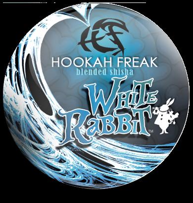 Tabák Hookah Freak White Rabbit 35 g