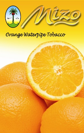 Tabák do vodní dýmky Pomeranč Mizo-Nakhla 50g
