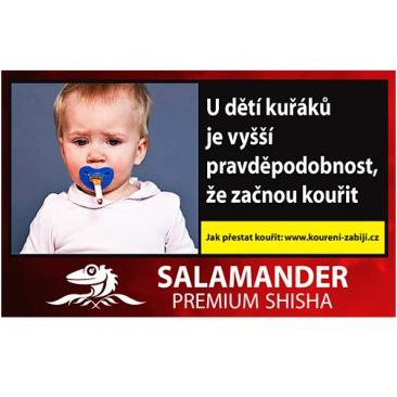 Tabák Salamander Premium Shisha 7 g Suchý