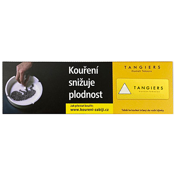 Tabák Tangiers Noir Lmn Tee -46- 250 g