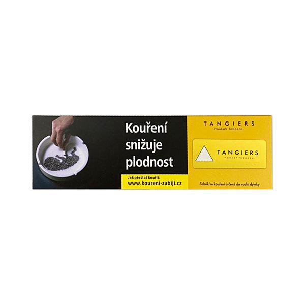 Tabák Tangiers Noir Kashmir Guiawa 100 g