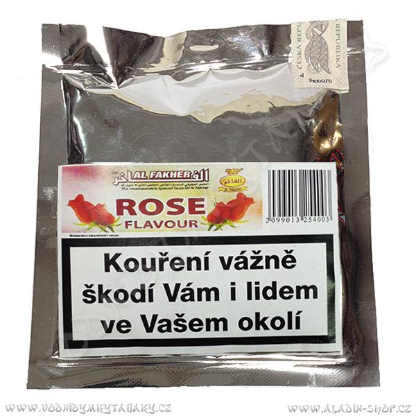 Tabák do vodní dýmky Al Fakher Herbal Růže 50 g