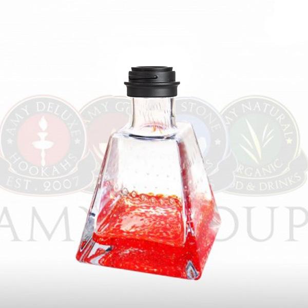 Váza Amy I Need You Klick I red - black powder
