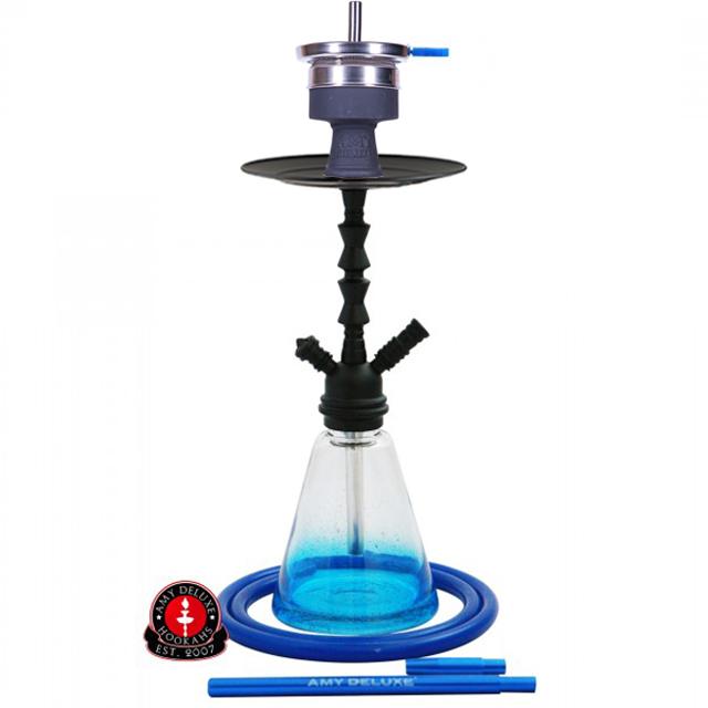 Vodní dýmka Amy Little Starfox 60 cm blue RS Black Powder