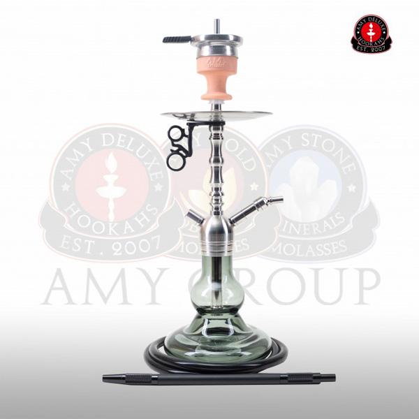 Vodní dýmka AMY Middle Tango SS15-02 black