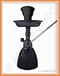 Vodní dýmka KING Gooza 23 cm černá onyx