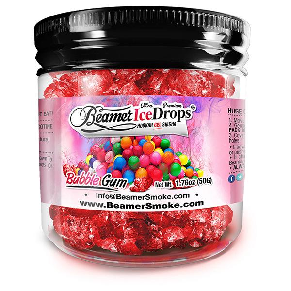 Beamer Ice Drops 50 g Bubblegum