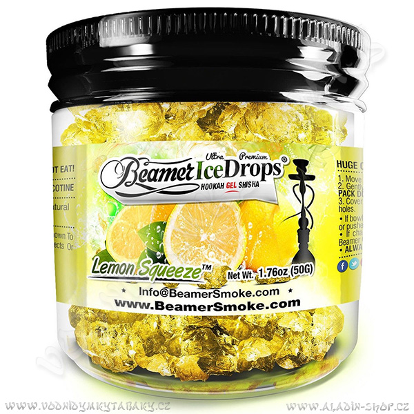 Beamer Ice Drops 50 g Citron