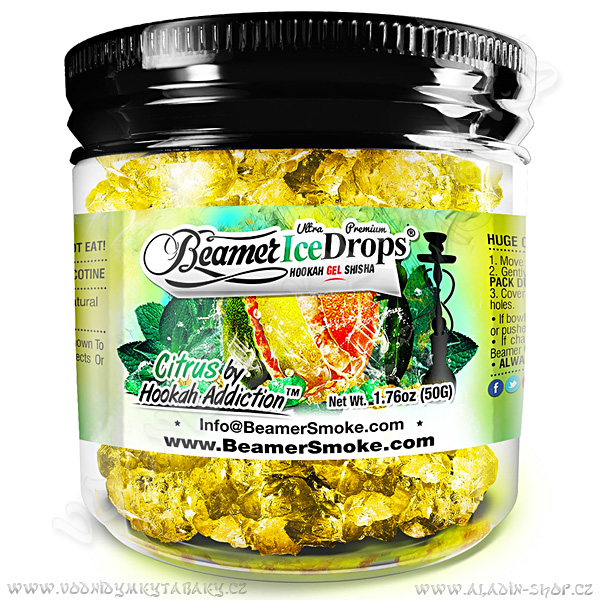 Beamer Ice Drops 50 g Citrus