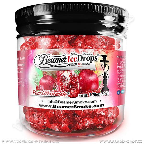 Beamer Ice Drops 50 g Granátové Jablko