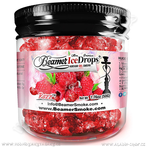 Beamer Ice Drops 50 g Razz
