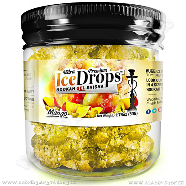 Beamer Ice Drops 50 g Mango