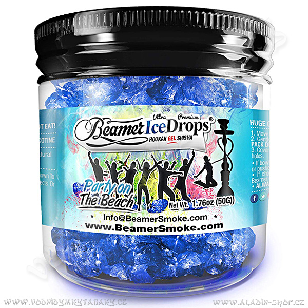 Beamer Ice Drops 50 g Party on the Beach