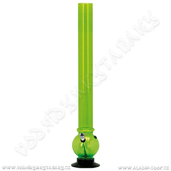 Bong acrylic AT000G zelená 55 cm
