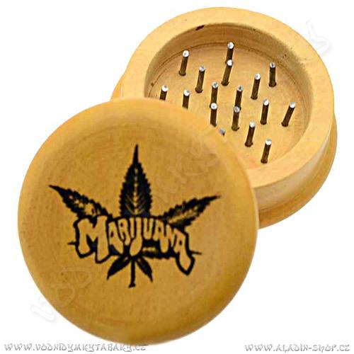 Drtička dřevo Marihuana