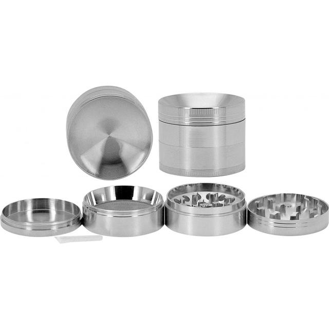 Drtička kovová AT297 4,7 cm 4-dílná