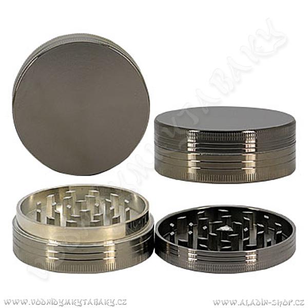 Drtička kovová AT225 6 cm 2-dílná