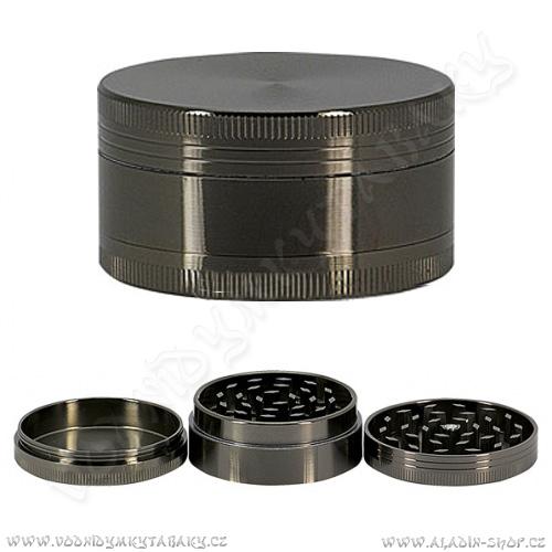 Drtička kovová AT230 dark 5 cm 3-dílná