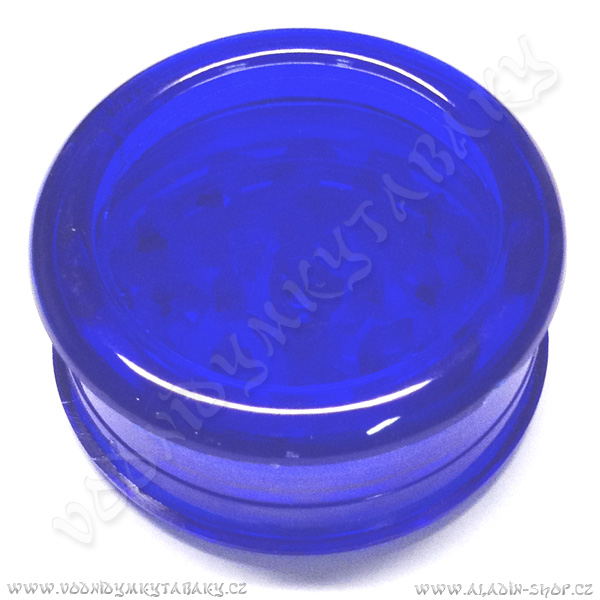 Drtička plastová Magnetic modrá 3 části 6 cm