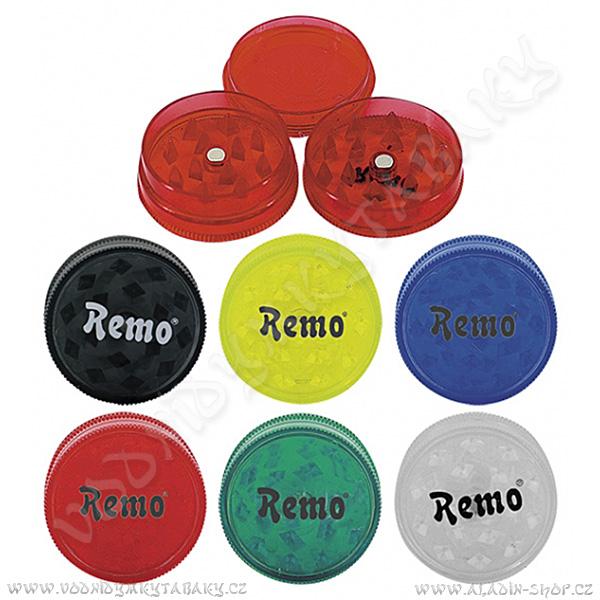 Drtička plastová různé barvy 3 části 4 cm