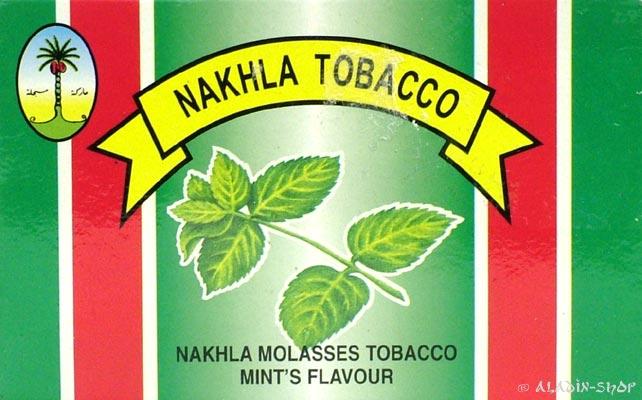 Tabák do vodní dýmky Máta Nakhla 50g