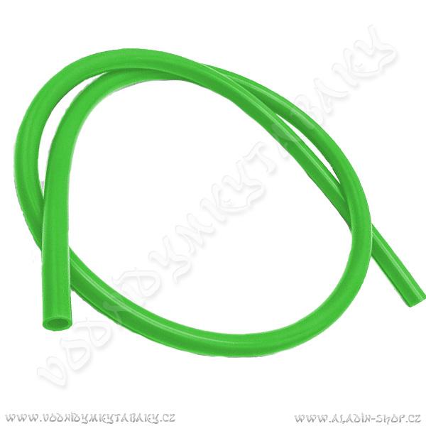 Hadice silikonová Aladin 16/11 145 cm zelená