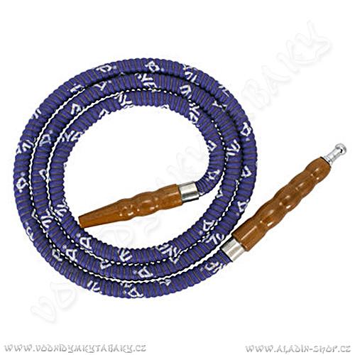 Hadice pro vodní dýmky MYA premium 180cm fialová