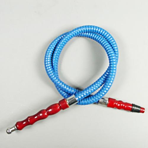 Hadice pro vodní dýmky Pumpkin 105 cm modrá