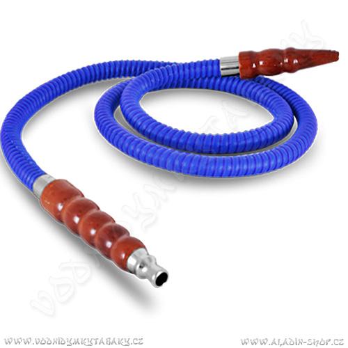 Hadice pro vodní dýmky Sahara Smoke Ultra Wide 180 cm modrá