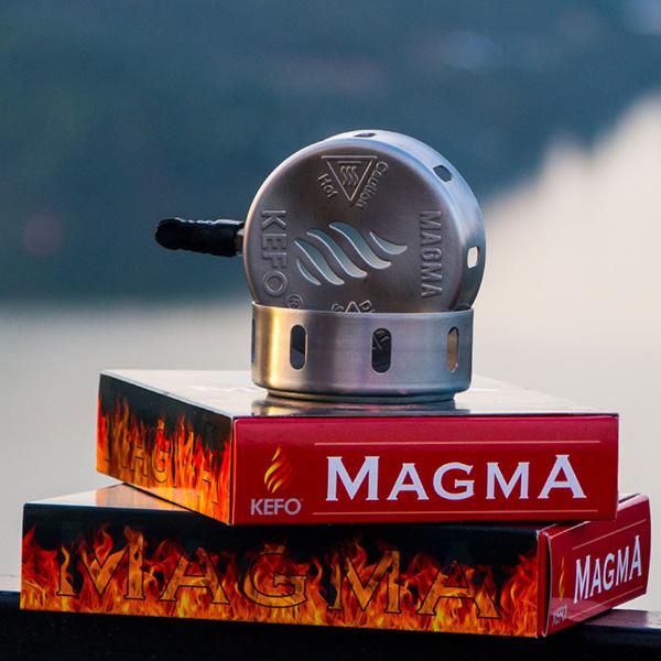 Kefo Magma nástavec pro vodní dýmky