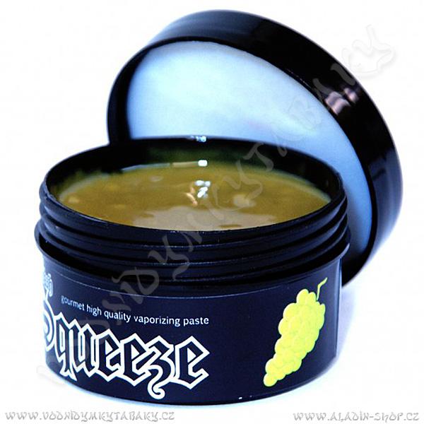 Hookah Squeeze vaporizační pasta 050 g Bílý Hrozen